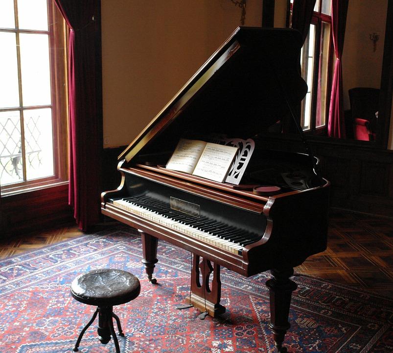 Choix du piano